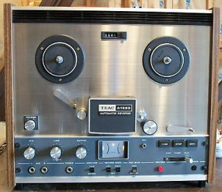 reel to reel tape decks in Reel to Reel Tape Recorders