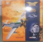 CORGI P 51D MUSTANG of FIGHTER GROUP  CHUCK YEAGER 1/72 SCALE