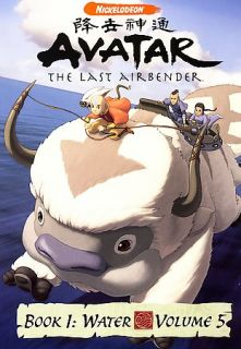 Avatar The Last Airbender   Book 1 Water   Vol. 5 DVD, 2006