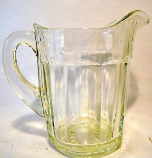 Heavy Glass Water   Milk   Juice   Beer Clear Pitcher THICK GLASS