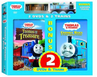 Thomas Friends Thomas and the Treasure Cranky Bugs Other Thomas