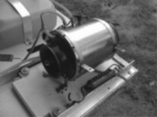 The Model GT 2000 Gas Turbine Jet Mini Engine Plans on CD a