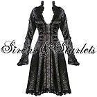 spin doctor florence victorian steampunk dress jacket