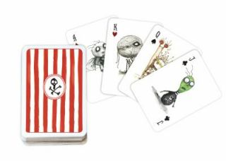 Tim Burton Playing Cards by Dark Horse Deluxe 2009, Game
