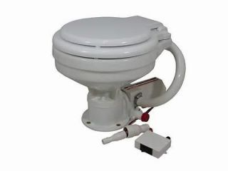 Newly listed Electric Boat Toilet Caravan Toilet Marine Toilet