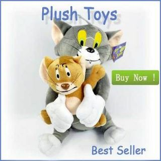 12 Tom and Jerry stuffed soft lovely plush toys Doll Tw1006