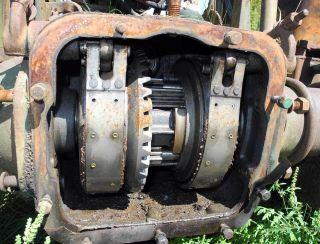 Clark Transmission   Cletrac & Oliver HG OC3 Crawler Dozer Case 310