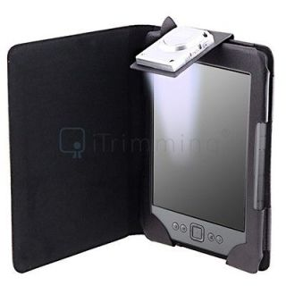 kindle lighted leather cover in Cases, Covers, Keyboard Folios