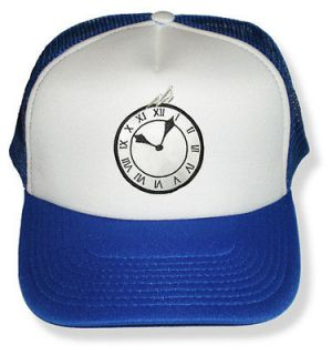 Back To The Future Clock Tower Embroidered Cap or Hat Marty Mc Fly