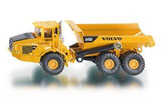 Siku Super 1877 1:87 Volvo Excavator A40D Dumper Truck Vechicle Model