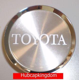 TOYOTA AVALON RAV4 CAMRY Wheel Center Cap CHROME/SILVER (Fits Toyota