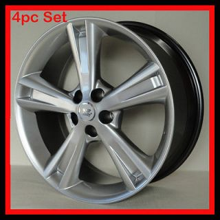 , SET OF 4 WHEELS, FITS TOYOTA VENZA, HIGHLANDER, LEXUS RX330, RX350