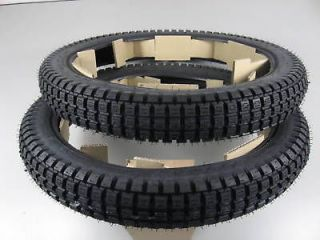 Tires Honda CT90 CT110 TRAIL CT 90 110 2.75 X 17 Front / Rear Tire #