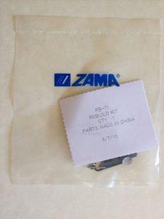 genuine zama carburetor repair kit rb 71