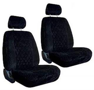 Swirl Low Back Bucket Car Truck SUV Seat Covers #4 (Fits Ford Ranger