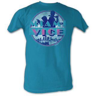 Miami Vice   Busted   Lightweight   Large T Shirt