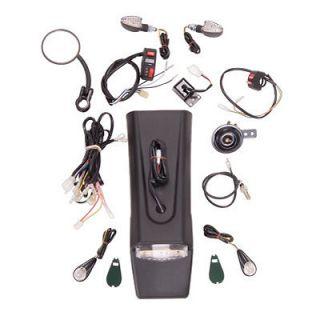 Tusk Motorcycle Enduro Lighting Kit Fits 1990 To 2004 HONDA XR250R