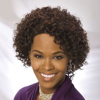 african american ynez lace front 100 % human hair wig