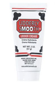 udderly smooth udder cream 2oz tube time left $ 1