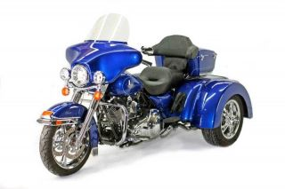 roadsmith trike kit roadking classic streetglide ultra time left $