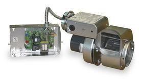 tjernlund hs2 power venter used on 6 or 8 flue
