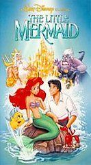 Little Mermaid (A Walt Disney Classic) [VHS], Very Good VHS Videos