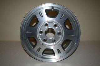 Factory OEM Chevy 6 Lug 16 X 7 Pick Up Truck Alloy Aluminum Wheel Rim
