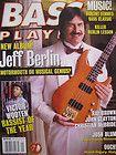 JEFF BERLIN 1/98 Bass Player VICTOR WOOTEN JOSH BLUM VIOLET FEMMES