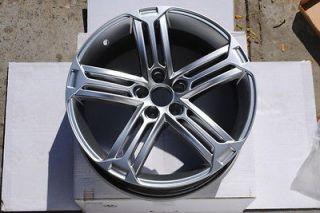 Rims 18 Golf R Wheels Hyper Silver VW CC Golf Passat EOS GTI Rabbit