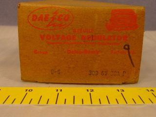 delco remy voltage regulator 1118303 6v 30 amp time left