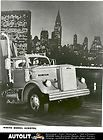 1959 White 4400 TDL Lightweight Tractor Truck Brochure