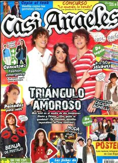 teen angels casi angeles magazine argentina may 2008 14 from