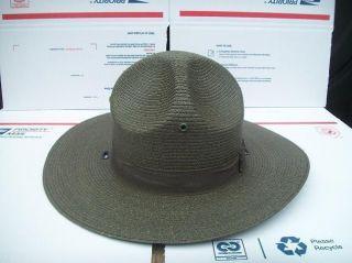 us army drill sergeant campaign hat g smokey bear 6 3 4