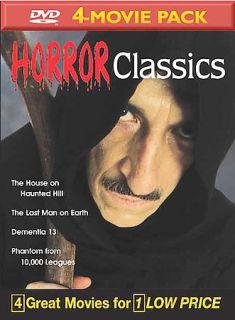 Horror Classics Volume 12   4 Movie Pack DVD, 2004