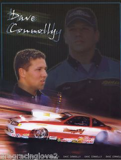 Dave Connolly Bill Grumpy Jenkins Tribute 2003 Pro Stock ORIGINAL