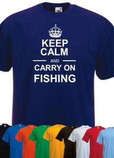 and carry on fishing tshirt tackle rod reel unisex mens womens t shirt