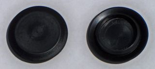 60 61 62 64 66 67 68 69 70 71 72 Chevy GMC Truck door plastic plugs