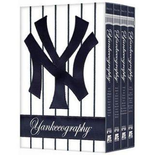 YANKEEOGRAPHY ~NEW 12 Disc DVD Box Set~ New York Yankees, A&E