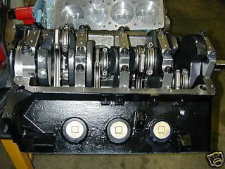 535 pontiac forged stroker short block 400 455 firebird instock ready