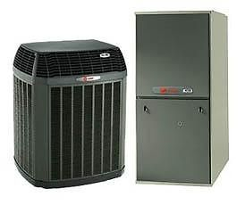 Ton Trane 20 SEER R 410A Variable Speed Air Conditioner Split System
