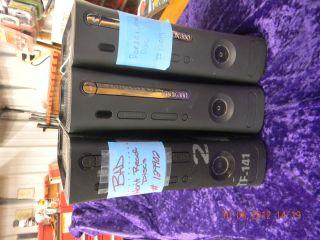 Microsoft Xbox 360 Elite 120 GB Black Console *EASY FIX* Parts
