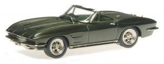 Brooklin Rod 14 1964 Corvette Convertible Hot Rod 1 43