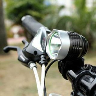 1800 Lumen CREE XML T6 LED Bicycle bike HeadLight Lamp Flashlight