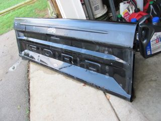 1973 1979 FORD TRUCK TAILGATE F150 F100 F250 F350 USED GOOD SHAPE OEM
