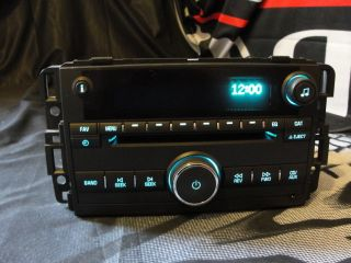 2007 2008 Chevy Impala Monte Carlo Factory CD Am FM Car Stereo Radio