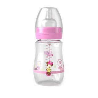 Born Free Bpa Free ActiveFlow Disney Baby Bottle   Minnie Mouse   9 Oz