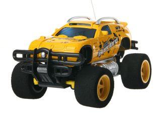 New 4 Channel Graffiti Remote Control SUV Off Road Car Buggies Toy US