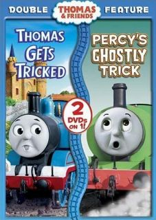 Thomas and Friends Thomas Gets Tricked Percy New DVD