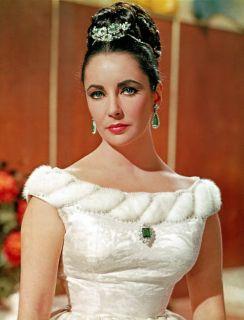 Angelina 24ct Genuine Diamond EMERALD14K Gold Silver Chandlier