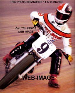 Harley Davidson XR 750 Motorcycle Jay Springsteen Photo